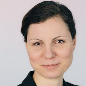 data science experts Andrea Eckes