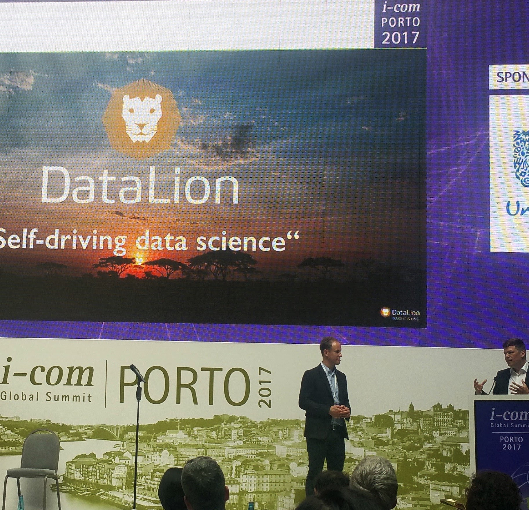 DataLion-Pitch in Porto