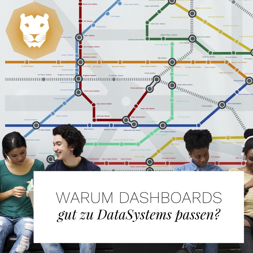 Warum Dashboards gut zu DataSystems passen?