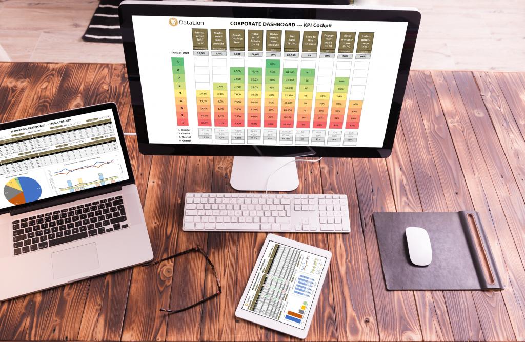 data analysis tools, KPI dashboard software free demo