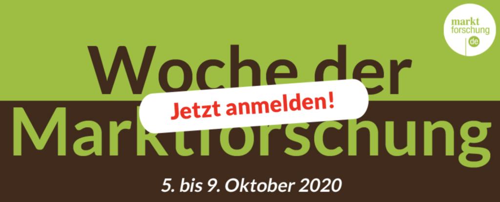 Online-Pitch für Startups von marktforschung.de